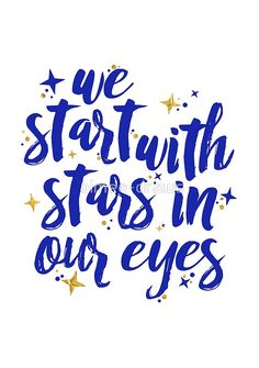 We Start With Stars In Our Eyes | Dear Evan Hansen by aimee-draws