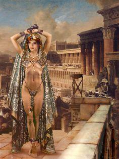 Cleopatra, Queen of Egypt