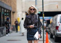 Kelly Connor: New York Fashion Week, Spring 2015.
