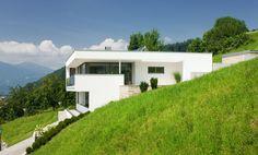 Hanghäuser Modern kötz haus hanghaus modell hang häuser house