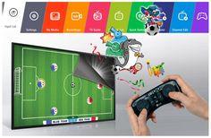 LG 32LH530V - un TV Full HD pentru camera copilului . LG 32LH530V este un TV ce se va potrivi perfect în camera copilului. Vine cu câteva joculețe distractive, ce îl vor captiva pe cel mic. https://www.gadget-review.ro/lg-32lh530v/