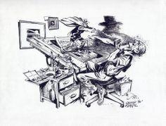 1994 Creig Flessel and the Sandman
