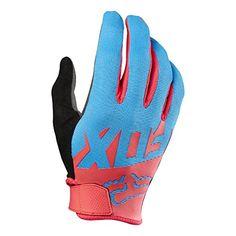Fox Racing Ranger Mountain Bike Gloves Black Gray Or Blue X Large