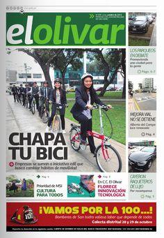 """Periódico """"El Olivar de San Isidro"""" N° 9 - Octubre 2015"""
