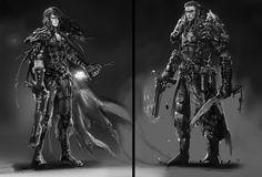 Vampire_Hunter by noah-kh
