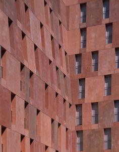 David Chipperfield Architects - Housing Villaverde