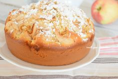 Ricetta torta 7 vasetti alle mele altissima e soffice