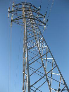 Torres de alta tensión. #fotolia #fotografia #photography #photo #foto #microstock #buy #sold #photographer #fotografo