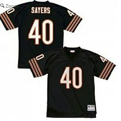 Gale Sayers Chicago Bears Mitchell   Ness Replica Retired Player Jersey –  Navy Blue Nfl Shop 5a5188822