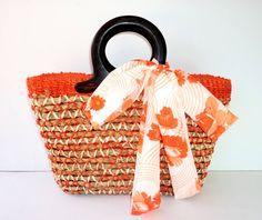 Native Bag Kendra Oranje