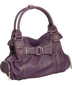 652503617211 Purse Boutique  Purple   Bonnie   Hobo Purses Hobo Purses