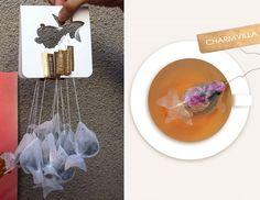 Fish Tea Packaging