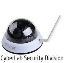 CyberLab Security CCTV Camera