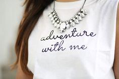Nanys Klozet: Adventure with me....