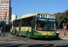 Linea 127 Interno 228 . Todo Bus Pompeya II Agrale MT15