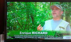 Estación Biológica Tahuamanu-Entrevista a G. Calderón, R. Toyama, E. Ric...
