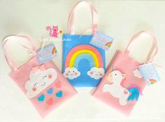 Felt Crafts, Diy And Crafts, Crafts For Kids, Cloud Party, Little Pony Party, Unicorn Crafts, Felt Patterns, Toy Craft, Felt Fabric