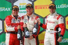 #Brasil: Honda faz a trinca na corrida 2 em vitória de Orig...