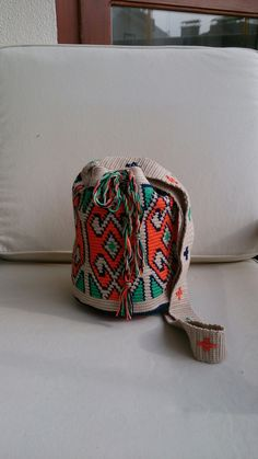 Anadolu motifli çanta