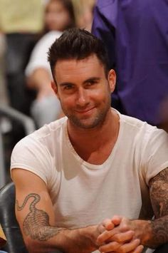Adam Levine, perfection at its finest