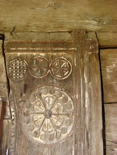 Dream Symbols, Wheel Of Life, Flower Of Life, Sacred Geometry, Folklore, Decoration, Civilization, Wood Projects, Countryside
