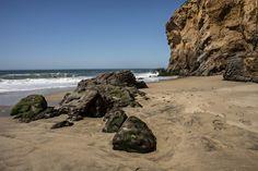Panther Beach, Santa Cruz County, California