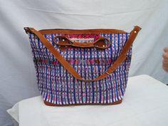 Handmade guatemalan bag big bag overnight bag by handmadewithart, $189.00