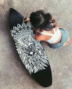 Surf art...