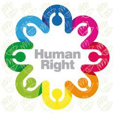 Human Right Logo.