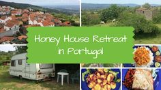 At Honey House Stables & Retreat Centre you can enjoy delicious vegetarian or vegan food while on a yoga, reiki or other type of retreat in Portugal