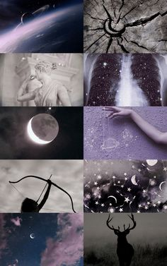 lunar witch aesthetic | Tumblr