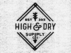 High & Dry Supply Co.