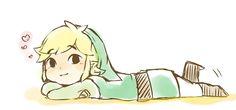 The Legend of Zelda:  Wind Waker / Link [pixiv]