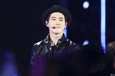 [PIC] 150523 Dream Concert- Suho (cr blue water)
