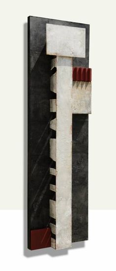 """Saatchi Art Artist Juliet Vles; Sculpture, """"L 86 (sentinel)"""" #art"""