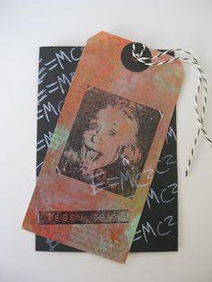 Sabrinas kreative Seite: September 2011 My third card
