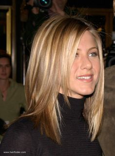 jennifer aniston hair color - Google Search