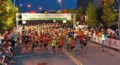 Participate in the Oklahoma City Memorial Marathon, an event that is about physical wellness as well as remembrance and community strength. Run with over 25,000 other participants and triumphantly complete the 26.2 mile course, the half marathon or the 5K run and walk.