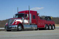 international lone star | ... Bausätze | Neuer US. Truck-Bausatz - International Lonestar in 1/25th