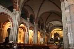 Milano, Sant'Ambrogio, interno