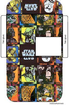 star wars envelope,printable envelopes