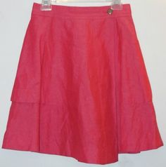 """Anthropologie Postmark Skirt. This Anthropologie Postmark Skirt was voted """"Most Flattering Fit"""" by Tradesy members! Get it before it's gone at Tradesy, where savings rule."""