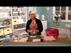 Craft Dies by Sue Wilson -- Tutorial Video - On Your Special Day Card for Creative Expressions - YouTube