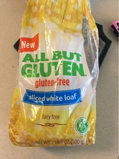 Gluten Free Katie: All But Gluten Product Review