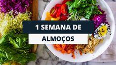 IDEIAS DE ALMOÇO SAUDÁVEL DE SEGUNDA A SEXTA | MARINA MORAIS - YouTube