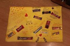 сладкий подарок на день рождения своими руками: 14 тыс изображений найдено в Яндекс.Картинках Food, Essen, Meals, Yemek, Eten