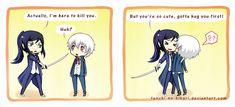 K Project - Too cute to kill by Tenshi-no-Hikari on DeviantArt