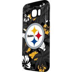 Pittsburgh Steelers Tropical Print Galaxy S6  Pro Case $34.99 www.skinit.com