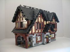 Random 3d bricks