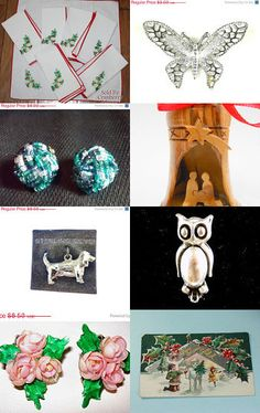Great Christmas Deals from Vogue Team by Betsy Keep on Etsy--Pinned with TreasuryPin.com